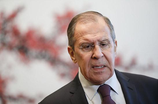 Լավրով. ՌԴ-ն և Թուրքիան համաձայնեցրել են ապառազմականացված գոտու սահմանները Իդլիբում