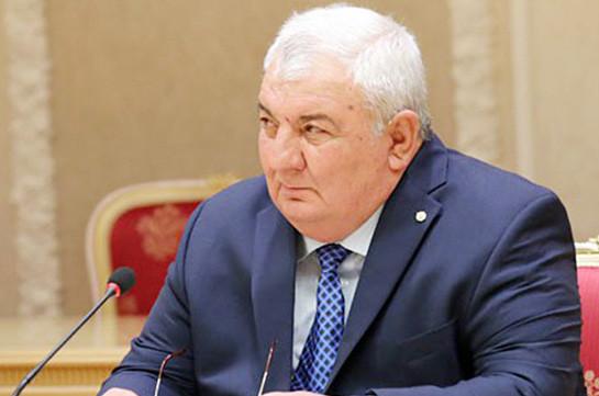 ՀԱՊԿ գլխավոր քարտուղար Յուրի Խաչատուրովը կոչ է արել վերջ տալ հայ-ադրբեջանական սահմանին առկա լարվածությանը