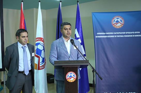 Артур Ванецян: Отставка Вардана Минасяна с поста главного тренера сборной Армении была неожиданной