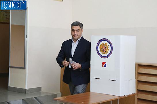 Ժողովրդին տրված քվեով ընտրվելու է քաղաքապետ ու որևէ մեկի մոտ ընտրության վերաբերյալ կասկած չի լինելու. Արթուր Վանեցյան (Տեսանյութ)