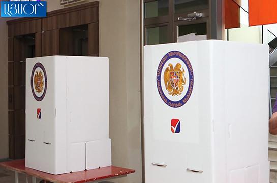 «Независимый наблюдатель»: Член комиссии от партии «Гражданский договор» проводил агитацию на избирательном участке