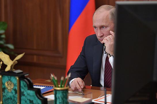 Путин обсудил с Асадом поставки российских комплексов С-300 в Сирию