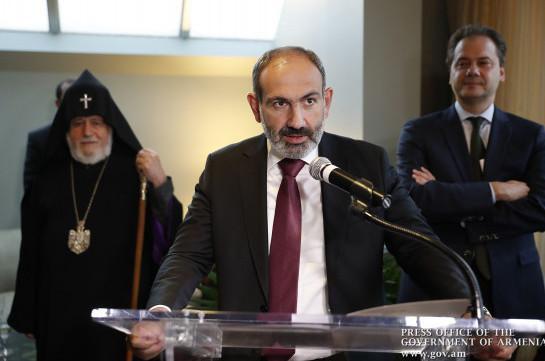 Շատերի համար Մետրոպոլիտենում «Հայաստան» ցուցահանդեսը երազանքի իրականացում է. Նիկոլ Փաշինյան