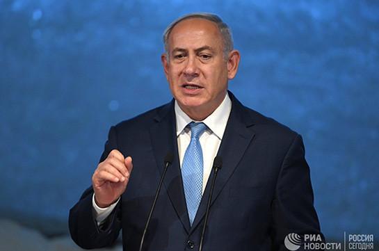 Нетаньяху в беседе с Путиным отверг обвинения в причастности к гибели Ил-20