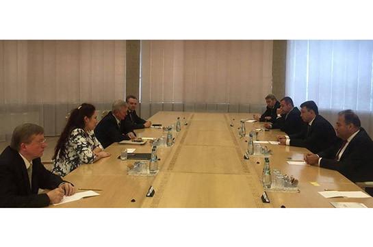 Հայաստանի անդամակցումը ԵԱՏՄ-ին բխում է մեր պետական շահերից. Էդուարդ Շարմազանով
