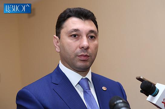 РПА готова к диалогу с премьер-министром – Эдуард Шармазанов