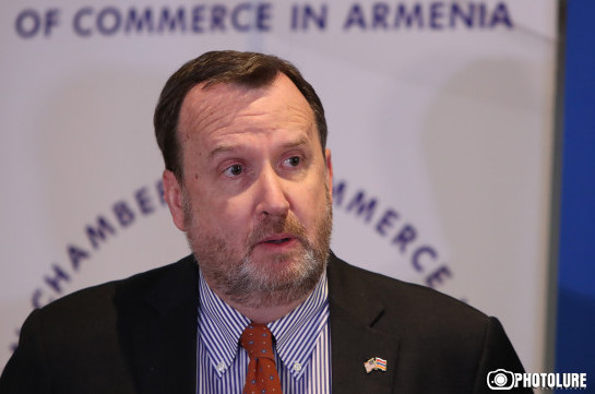 New energy in Armenia and Azerbaijan may promote Karabakh conflict settlement: U.S. Ambassador