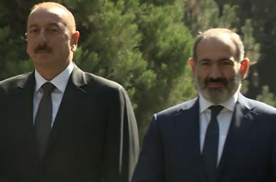 Встреча премьера Армении и президента Азербайджана снизила напряженность в Нагорном Карабахе - Лебедев