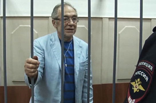Russia-based Armenian businessman poisoned in jail: attorney