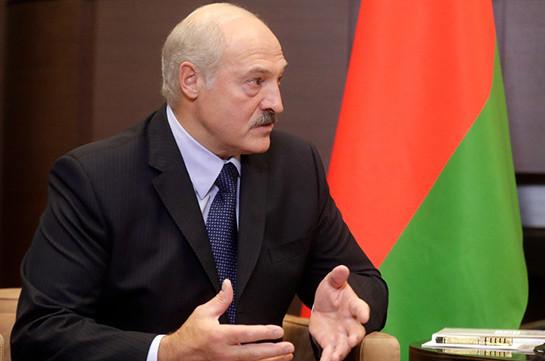 Լուկաշենկոն ՌԴ-ին Բելառուսի միանալու մասին խոսակցությունները ծիծաղելի է անվանել
