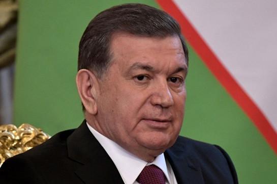 Ուզբեկստանի նախագահն ընդունել է ԱՊՀ-ի պաշտպանության նախարարների խորհրդի նիստին ժամանած պատվիրակությունների ղեկավարներին