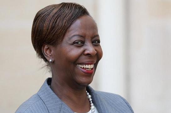 Rwandan FM Louise Mushikiwabo elected new Secretary General of International Organization of La Francophonie