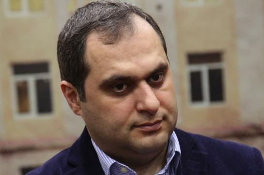 В случае невыдвижения в парламенте кандидата в премьеры после отставки премьер-министра вопрос зайдет в правовой тупик – Ара Зограбян