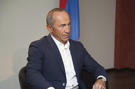 Парламентские выборы станут личной победой Пашиняна и серьезным поражением государственности – Роберт Кочарян