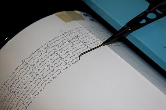 В Гватемале произошло сильное землетрясение на фоне извержения вулкана