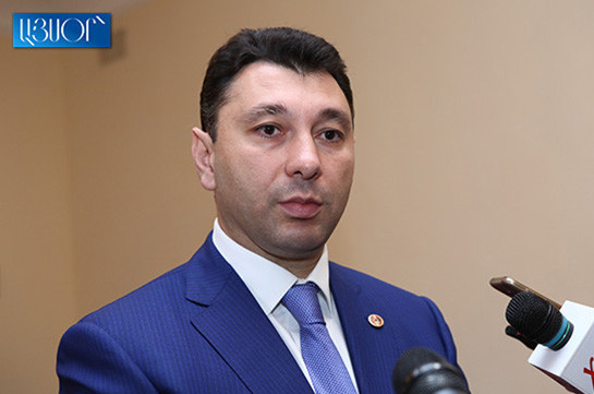 Republican party should participate in snap elections to become real opposition for current authorities: Sharmazanov