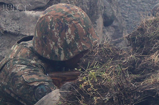 Azerbaijan fires over 1,000 shots in the direction of the Armenian postguards