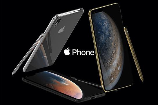 Представлен концепт iPhone с пятью камерами