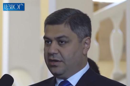 СНБ Армении продолжит обеспечивать безопасность бывшего президента Сержа Саргсяна