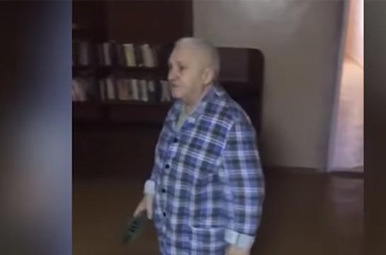 ՌԴ հոգեբուժարանի աշխատակիցների ծաղրին արժանացած տարեց հիվանդը մահացել է (Տեսանյութ)