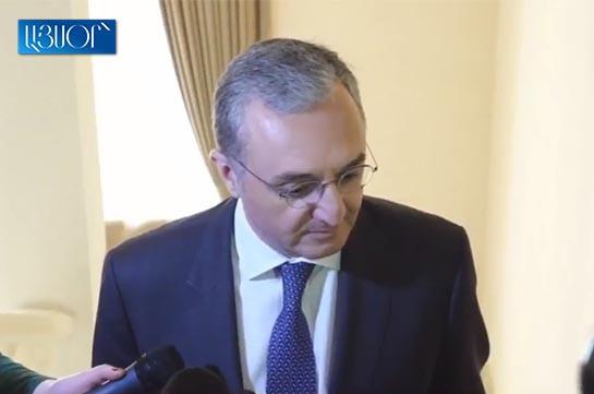 Армения сделала все, чтобы вопрос Хачатурова не отразился на деятельности ОДКБ – глава МИД