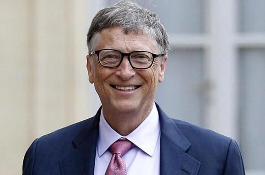 Билл Гейтс стал электронным резидентом Эстонии