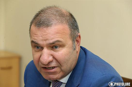 Оцениваю шансы «Процветающей Армении» на выборах как очень серьезные – Микаел Мелкумян
