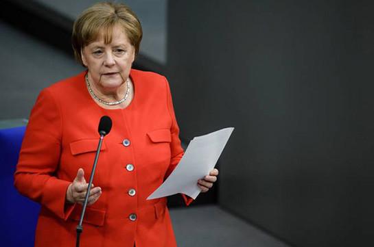 Кабмин ФРГ подтвердил участие Меркель в саммите по Сирии