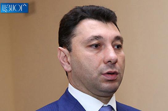 Эдуард Шармазанов встретится с ответственным секретарем ПА ОДКБ Петром Рябухиным