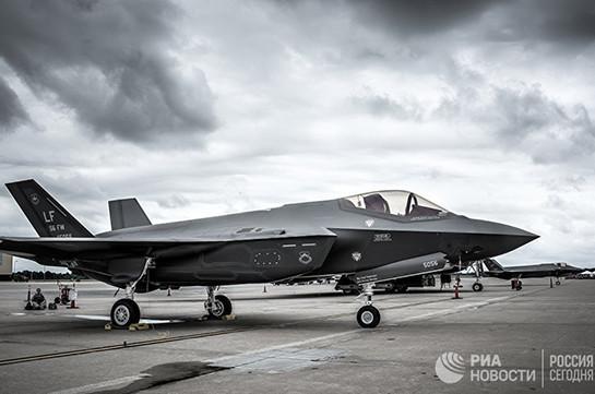 ВВС Бельгии решили перевооружить истребителями F-35