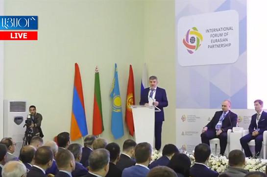 Ара Абрамян: Транспортная блокада со стороны Турции и Азербайджана - препятствие на пути экономического развития Армении