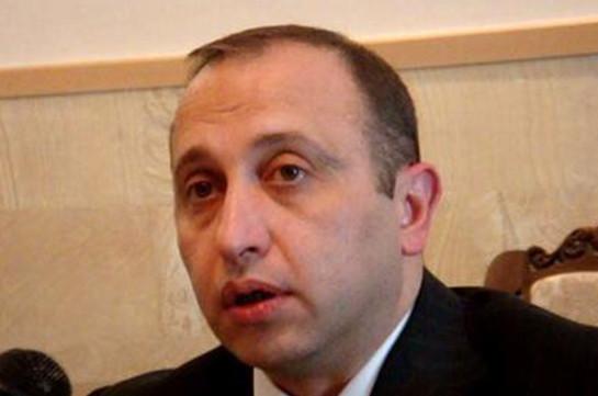 Бывший глава Следственной группы по расследованию событий 1 марта 2008 года арестован