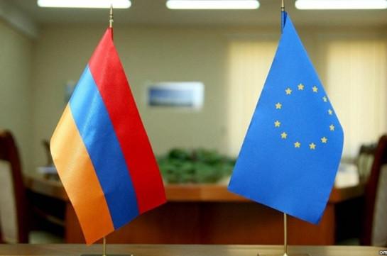 Карен Назарян: Отношения Армения – ЕС вступили в довольно интенсивную фазу
