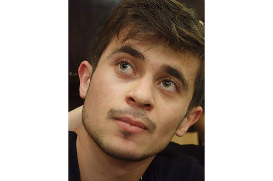 Young artist of Yerevan Opera and Ballet National Academic Theatre Vahagn Margaryan in grave condition after car accident