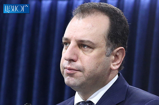 Ex DM Vigen Sargsyan elected first deputy president of Republican party