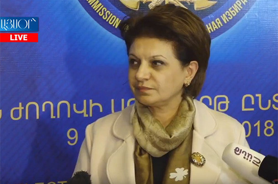 Republican party heads to elections with strong team: Karine Atchemyan