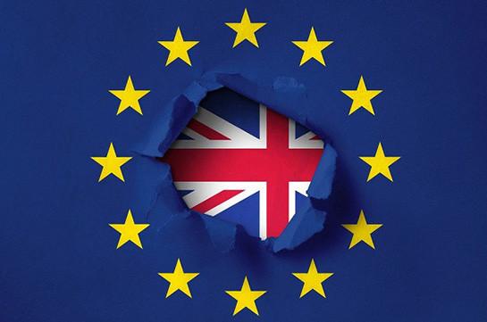 В Бельгии прокомментировали проект соглашения по брекситу