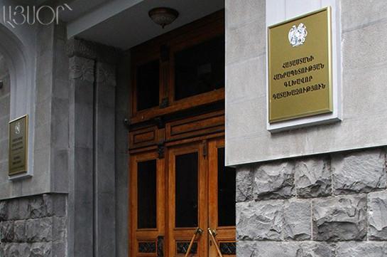 Դատախազության պարզաբանումը՝ Սամվել Մայրապետյանի նկատմամբ կիրառված խափանման միջոցը փոխելու վերաբերյալ բաց նամակի և հրապարակումների վերաբերյալ