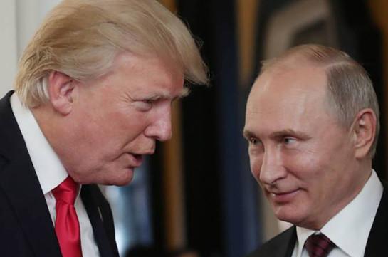 Путин рассказал, что хочет обсудить с Трампом в Аргентине