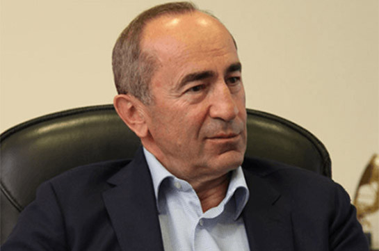 Court of Cassation partially satisfies prosecutor's appeal on changing preventive measure against Armenia's second president Robert Kocharyan