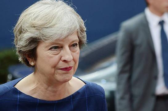 Մեյը խոստացել է ավարտին հասցնել Brexit-ը՝ չթողնելով պաշտոնը