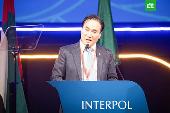 Новым президентом Интерпола избран представитель Южной Кореи