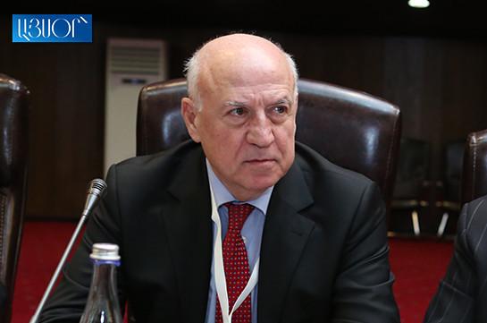 США и Израиль намерены повергнуть в состояние управляемого хаоса зону безопасности Карабаха на границе с Ираном  - Арташес Гегамян