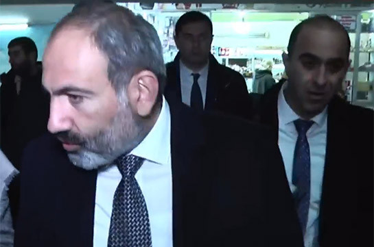 Премьер Армении потребует объяснений у президента Белоруссии
