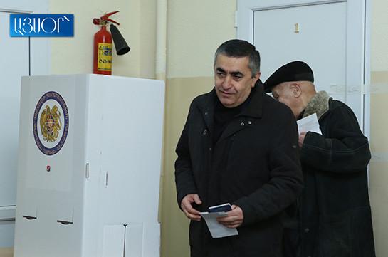 Предвыборная кампания была беспрецедентно короткой, а сказать нужно было многое – Армен Рустамян
