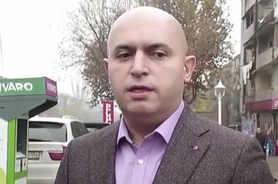 Армен Ашотян настроен очень оптимистично