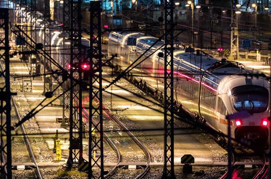 Գերմանիայում գործադուլի հետևանքով գնացքների շարժը դադարեցվել է