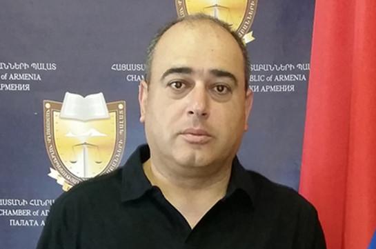 Передача в дар государства имущества Манвелом Григоряном не направлена на смягчение наказания – адвокат