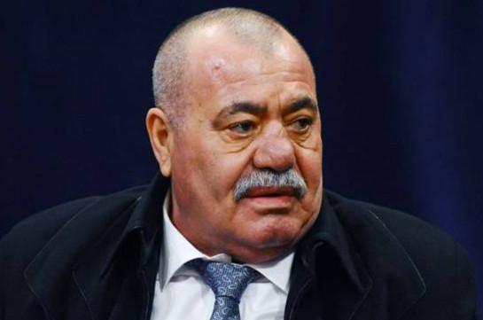 Манвелу Григоряну в четвертый раз продлили срок ареста