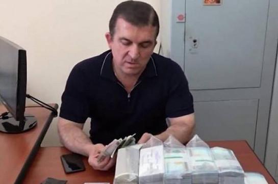 Арестованный Вачаган Казарян готов передать государству $6 млн